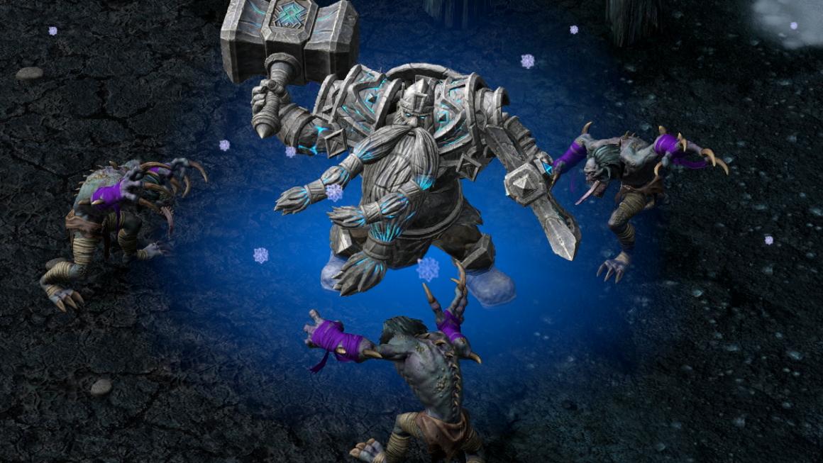 Warcraft 3, heróis e estratégias: tipos de heróis