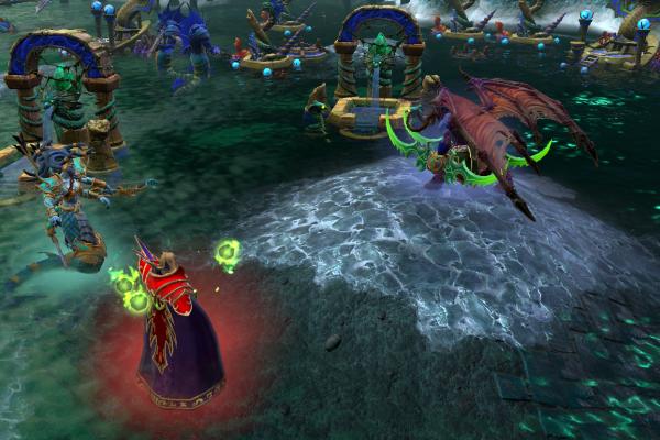 Warcraft 3 Reforged ganha mod com melhorias gráficas feitas por fãs