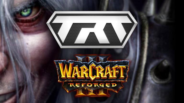 TRETA CHAMPIONSHIP WARCRAFT 3 REFORGED