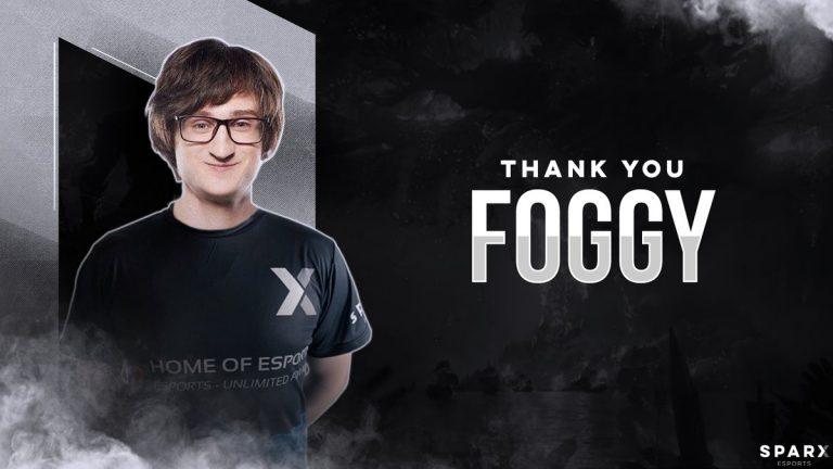 Warcraft 3 Foggy