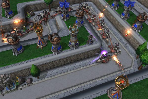Warcraft 3 e os melhores mapas de Tower Defense (TD)