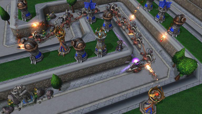 Warcraft 3 TD
