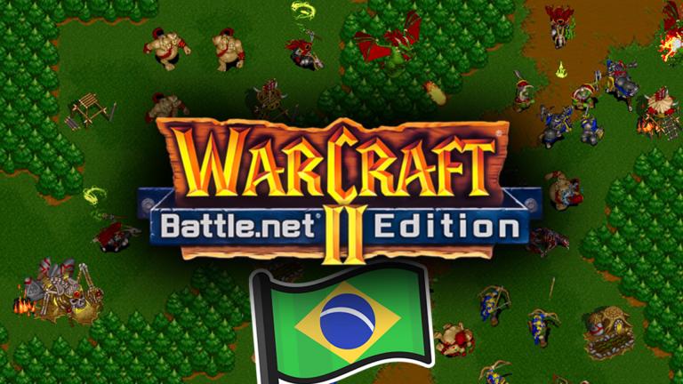 Warcraft 2 Brasil