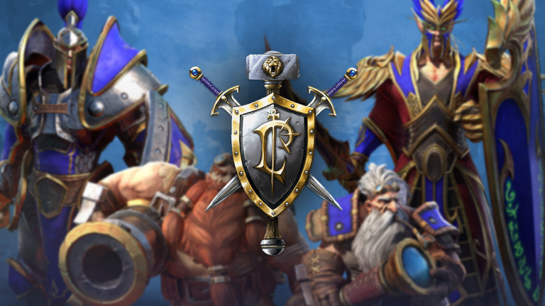Warcraft 3 Humans