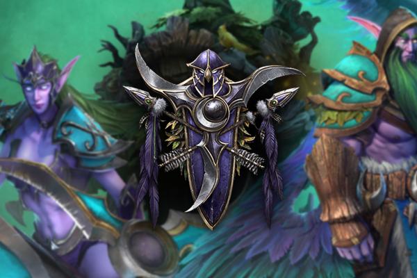 Warcraft 3 e as builds básicas de Elfos Noturnos (Night Elf) para você aprender