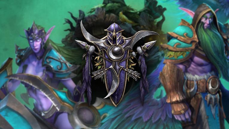 Warcraft 3 Night Elf