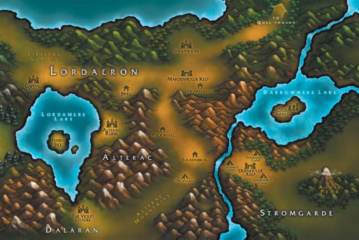 Warcraft 3 campanha