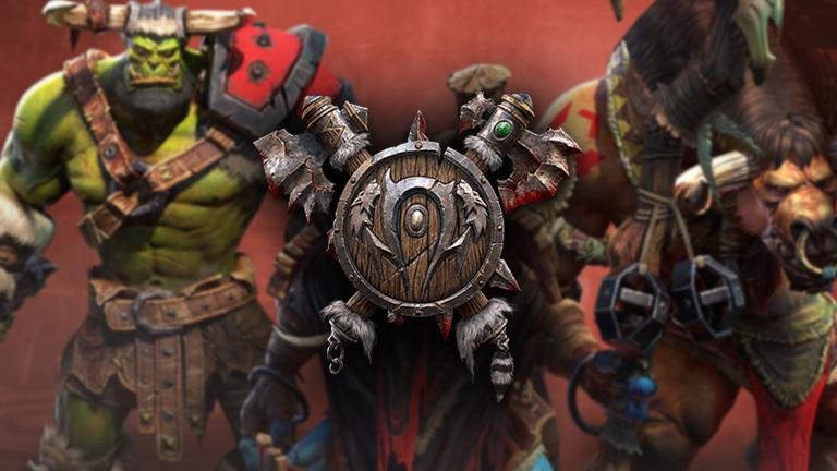 Warcraft 3 orcs