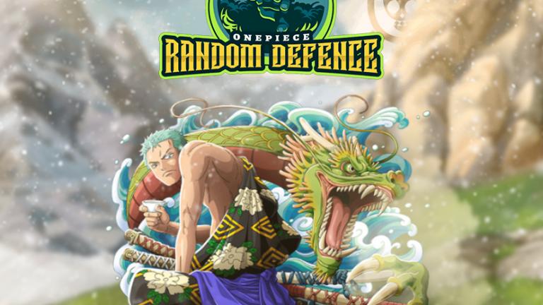 Warcraft 3 Reforged One Piece Random Defense