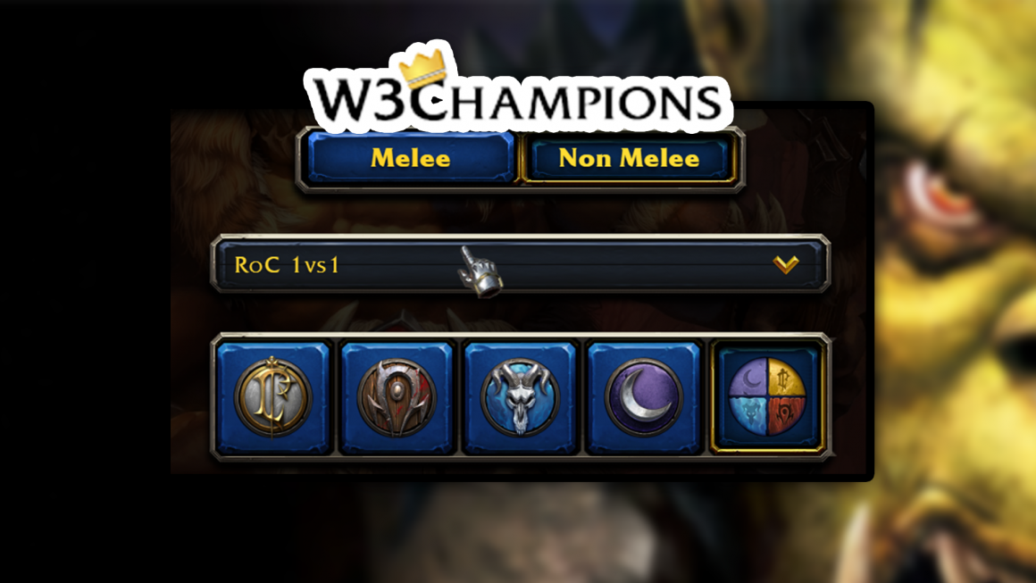 W3Champions recebe ranking com regras de Warcraft 3: Reign of Chaos